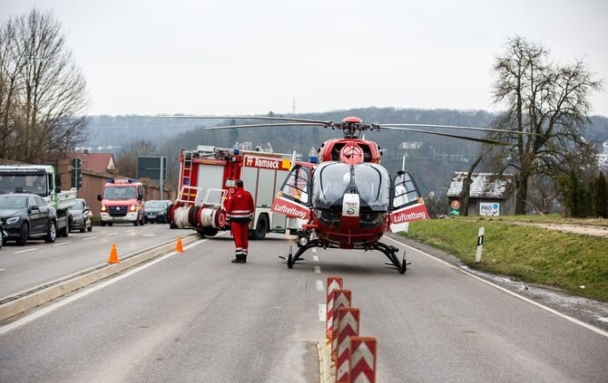 Unfall Remseck 19.02._2