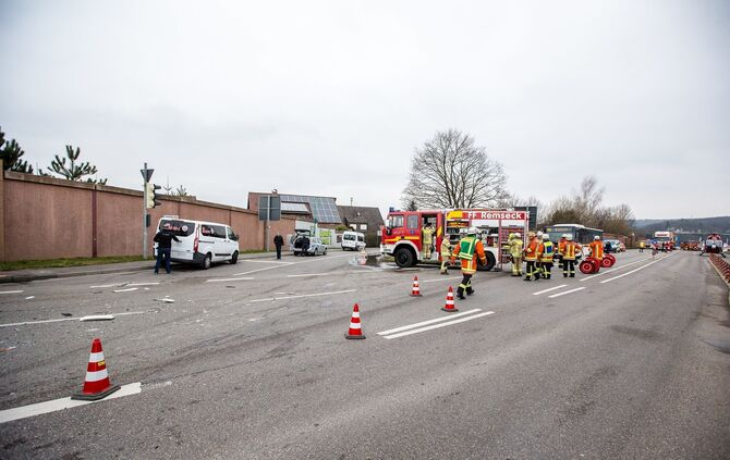 Unfall Remseck 19.02._10