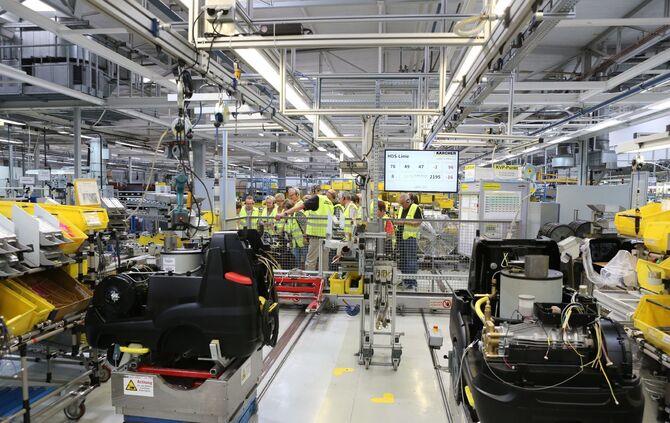 Kärcher verlagert 178 Arbeitsplätze ins Werk Bühlertal