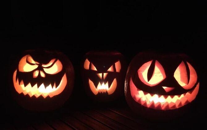 Grusel Kurbis Halloween.Gruselige Und Lustige Halloween Kurbisse Rems Murr Kreis Zeitungsverlag Waiblingen