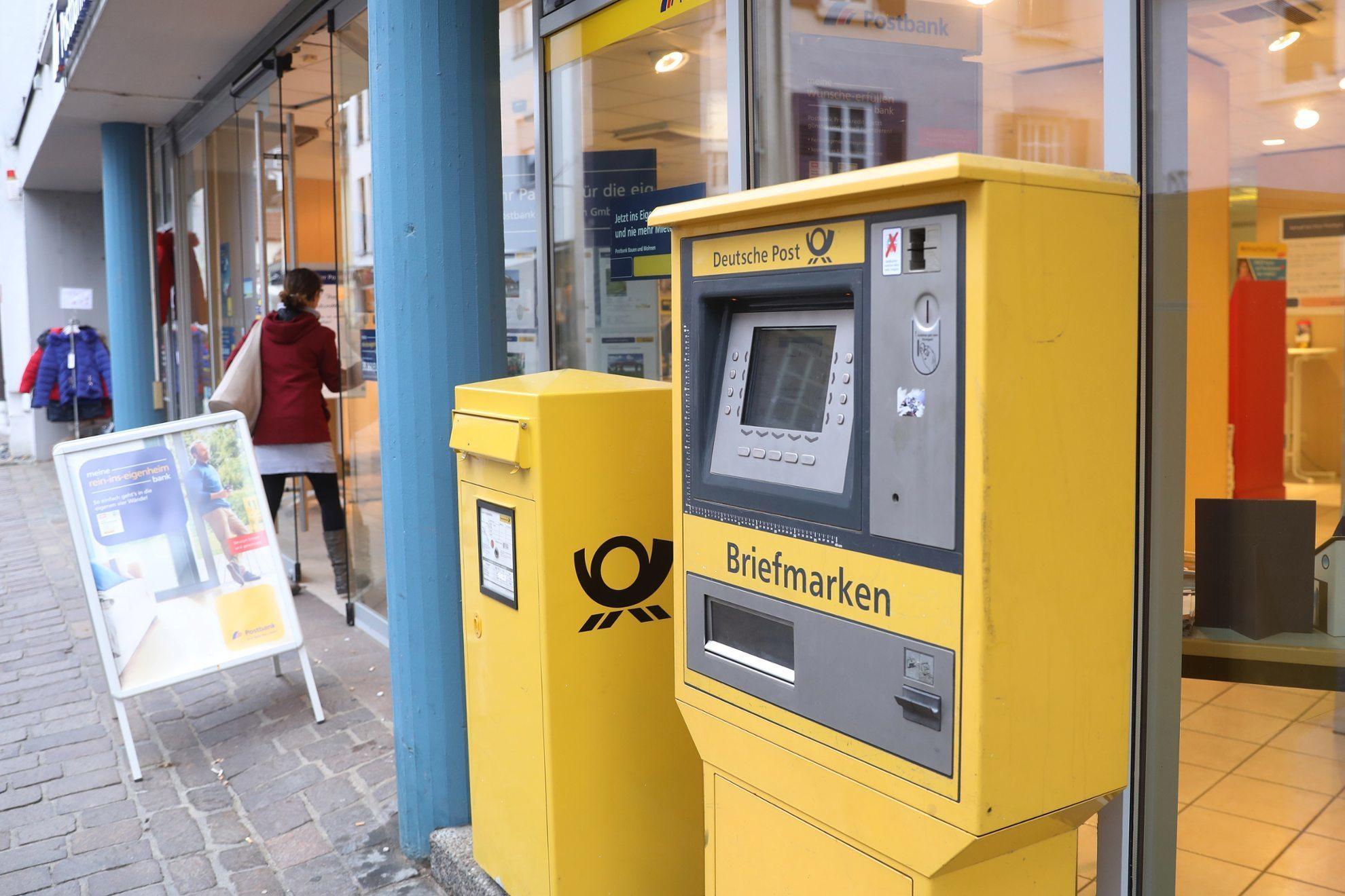 Deutsche Post Winnenden