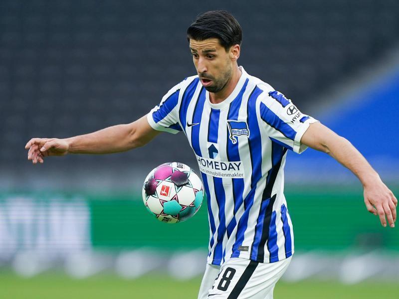 Karriereende Nach 15 Jahren Profi Fussball Sami Khedira Wird Die Kickschuhe An Den Nagel Hangen Vfb Stuttgart Zeitungsverlag Waiblingen