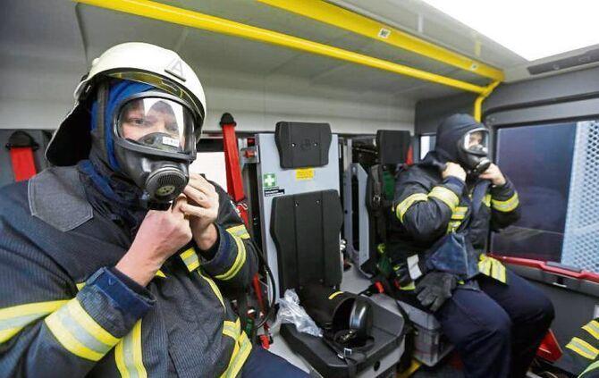 Rauch ist gefährlicher als Flammen Unsere Feuerwehr