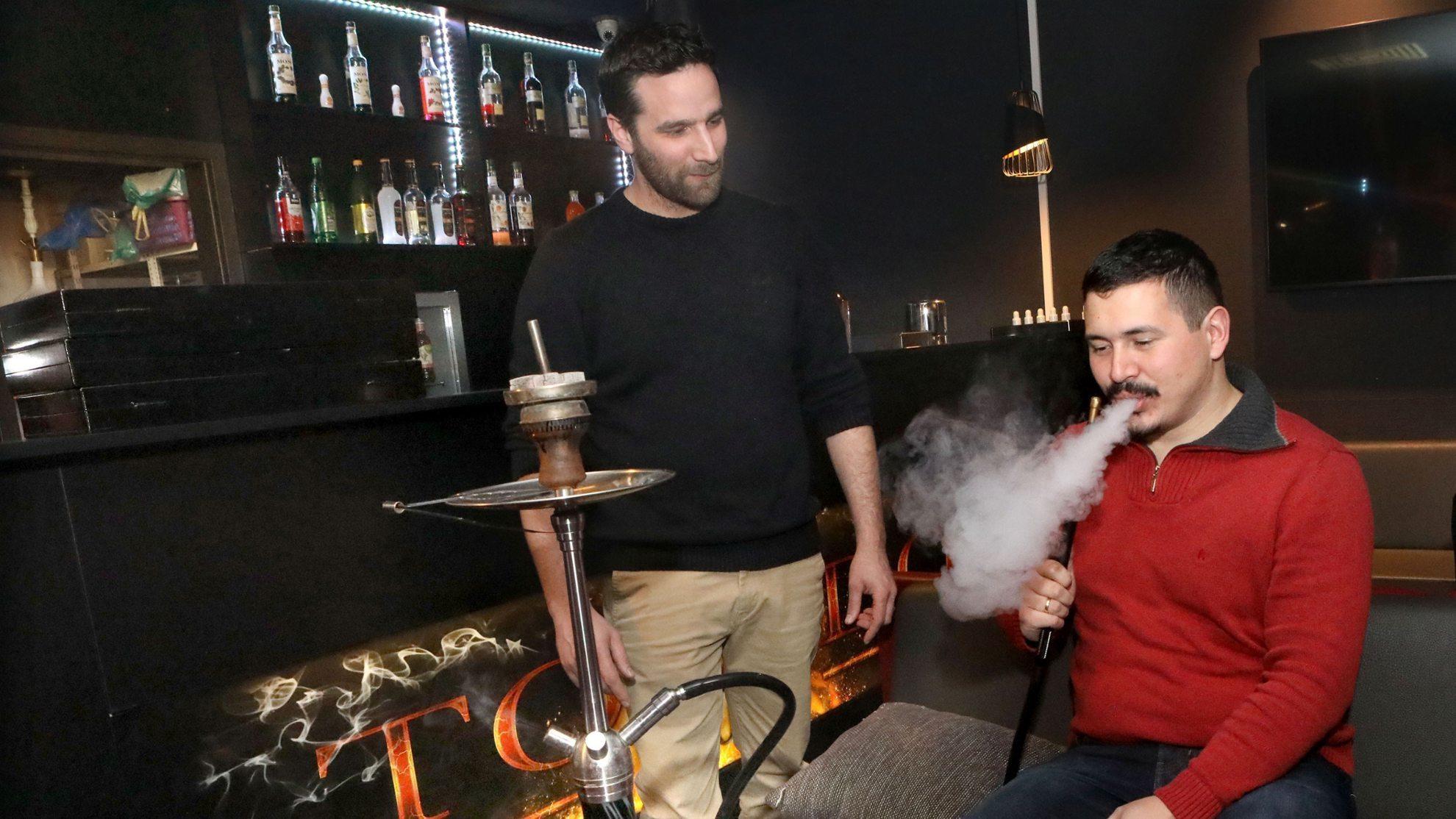 Nach Hanau: Normalität in der Shisha-Bar? - Waiblingen